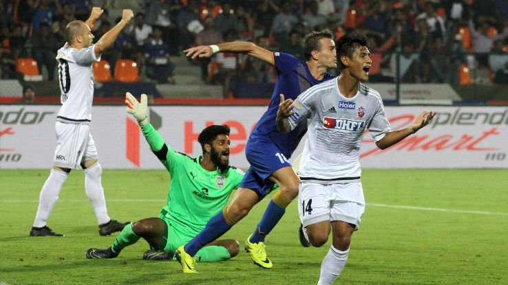 Former FC Pune City midfielder Eugeneson Lyngdoh will be one of the most prominent names in the draft pool.