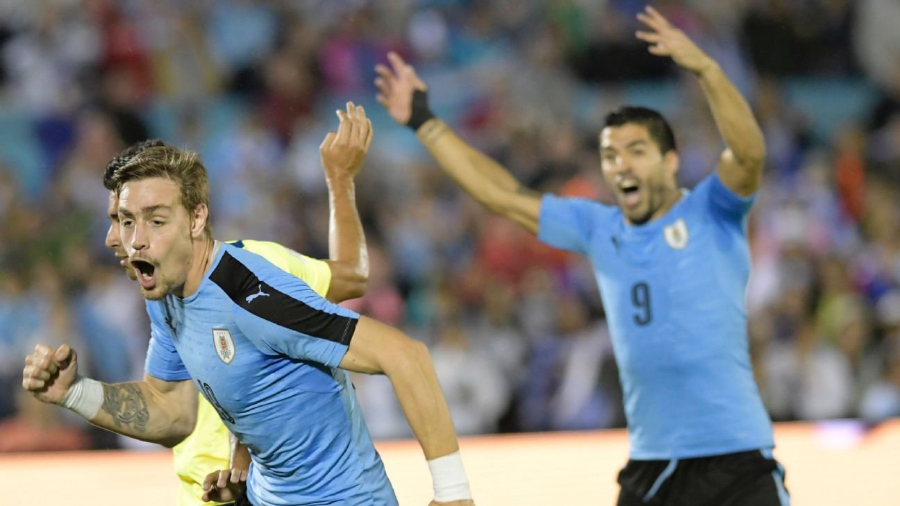 Uruguay celeb