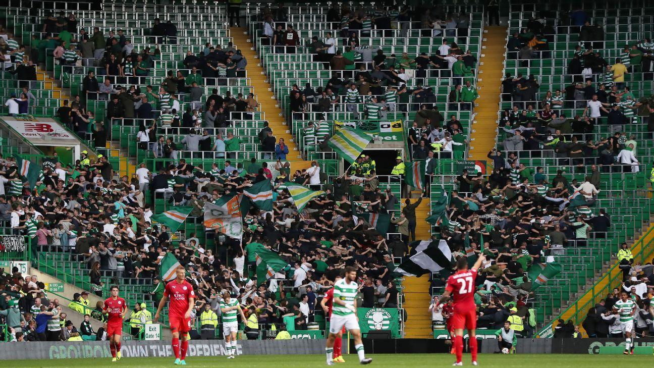 Celtic safe standing