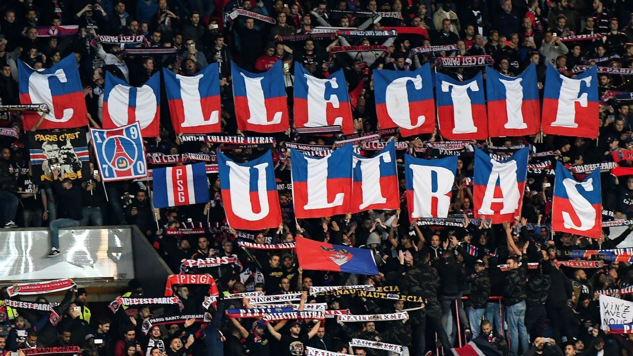 PSG keen to trial safe standing in Ligue 1 next season - source