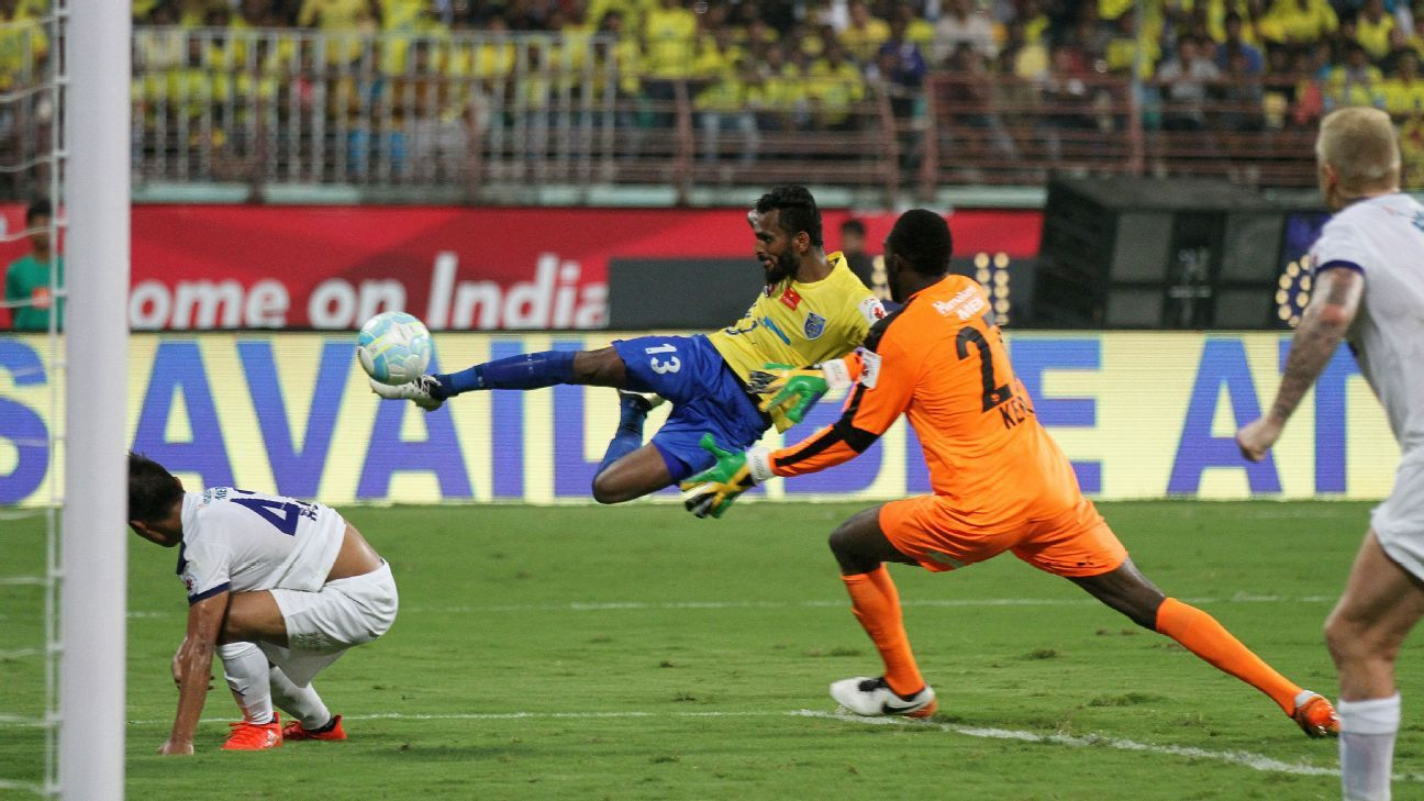 Vineeth's return has marked a change in Kerala's fortunes.