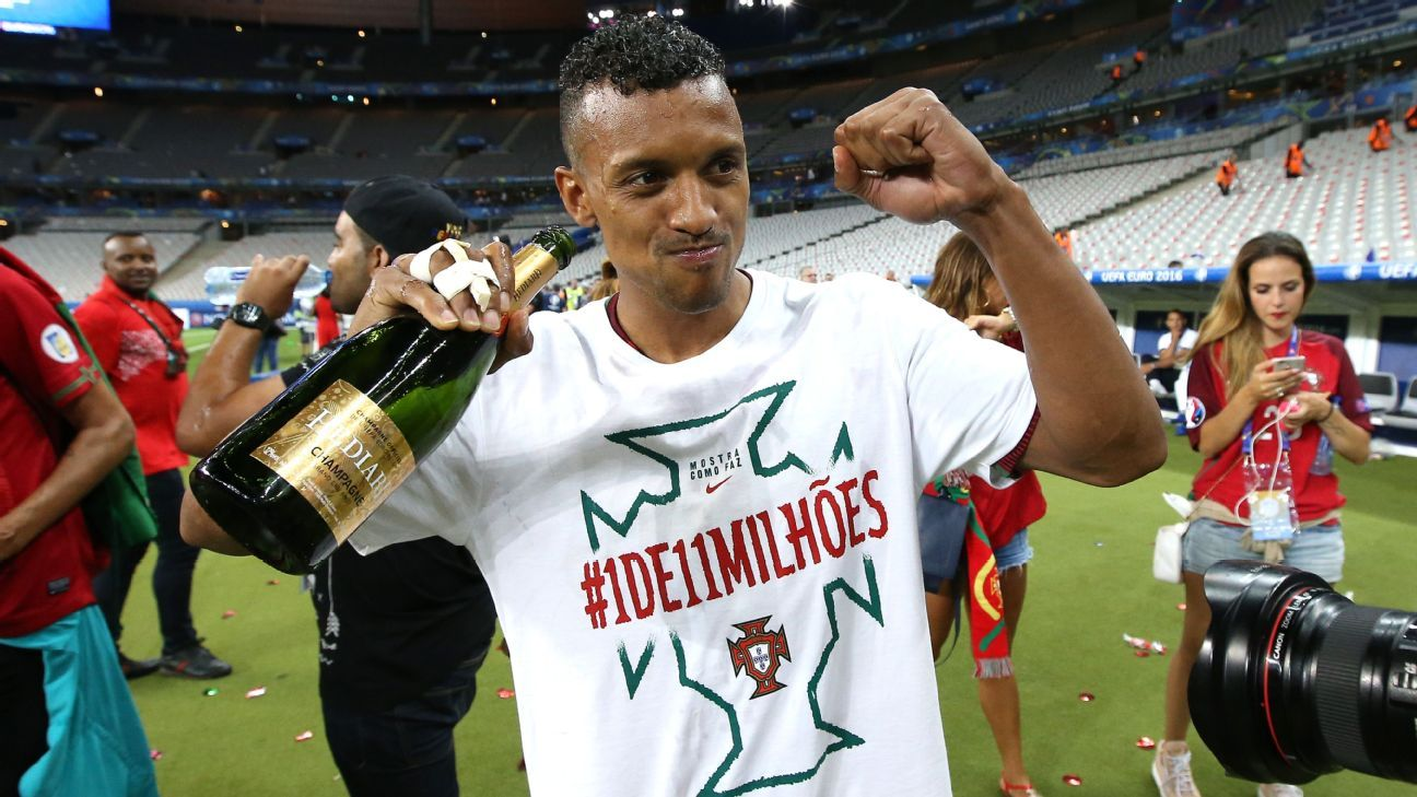 Nani near deal to move from Sporting CP to Orlando City in MLS - sources