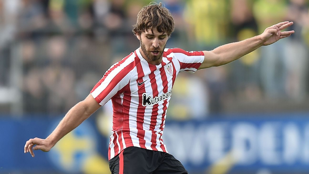 Yeray Alvarez Athletic Bilbao