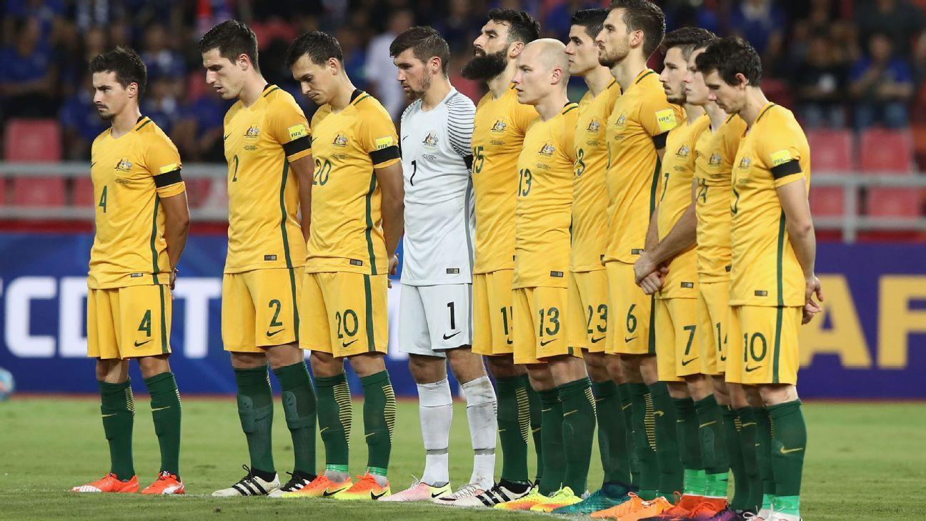 Australia vs. Thailand