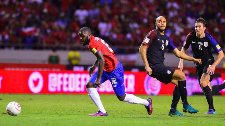 Joel Campbell & John Brooks