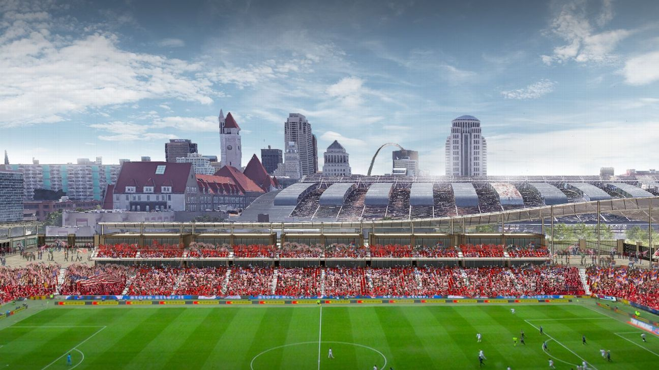 St. Louis Bid To Join MLS In Doubt As Stadium Funding Plan