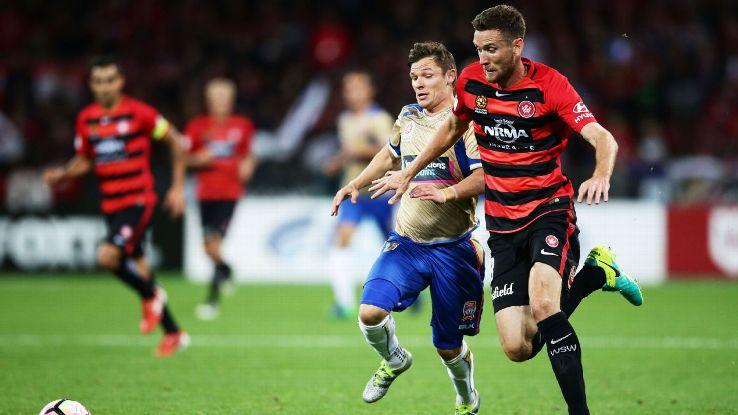 Western Sydney defender Robbie Cornthwaite