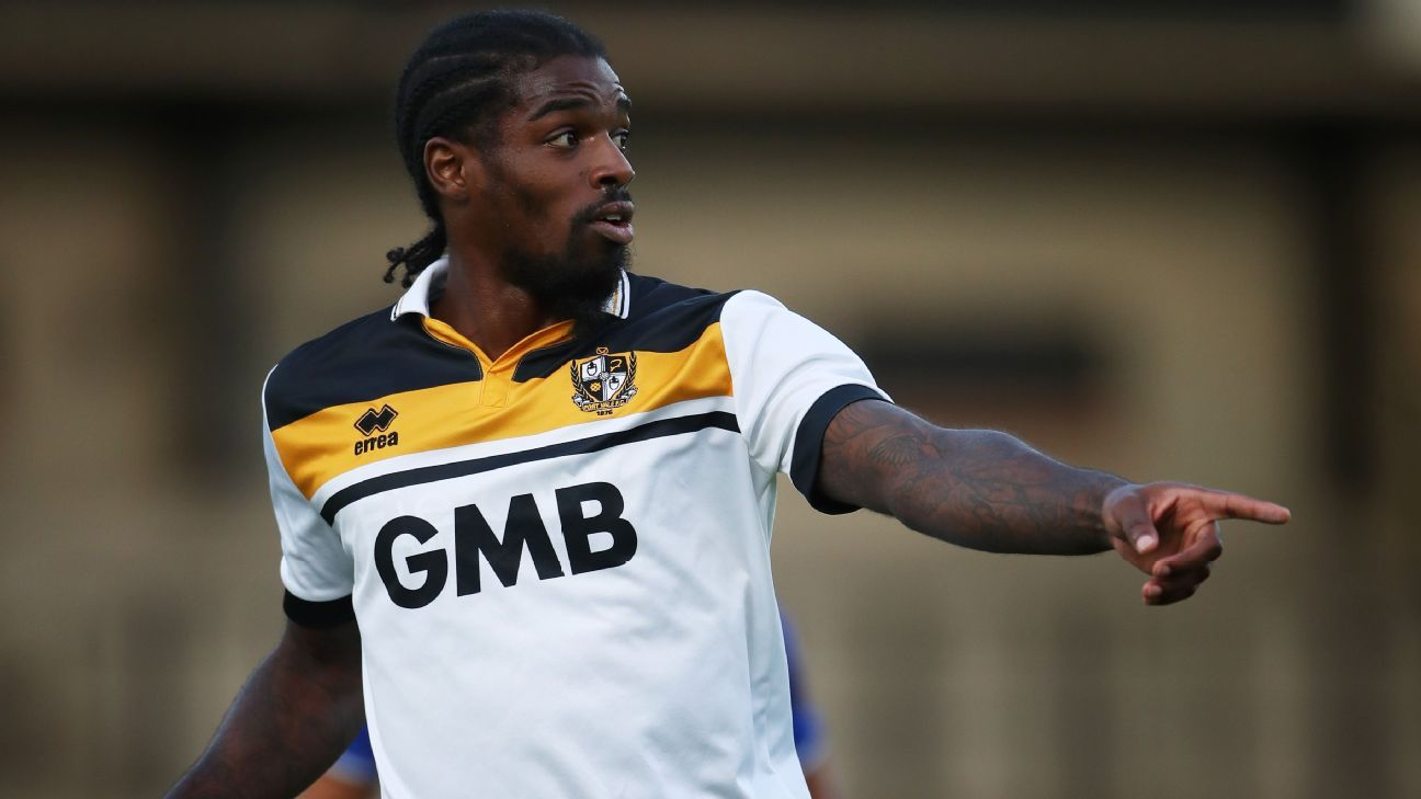 Anthony Grant Port Vale