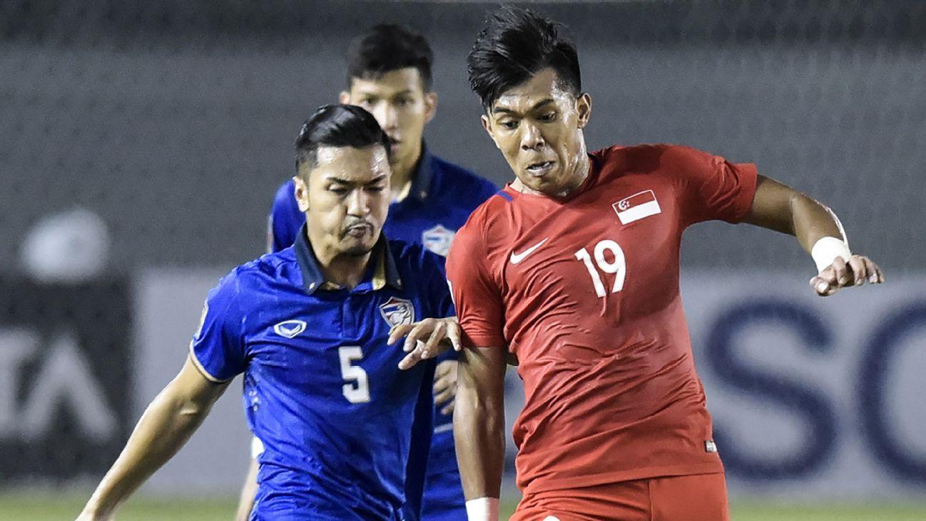 Thailand vs. Singapore