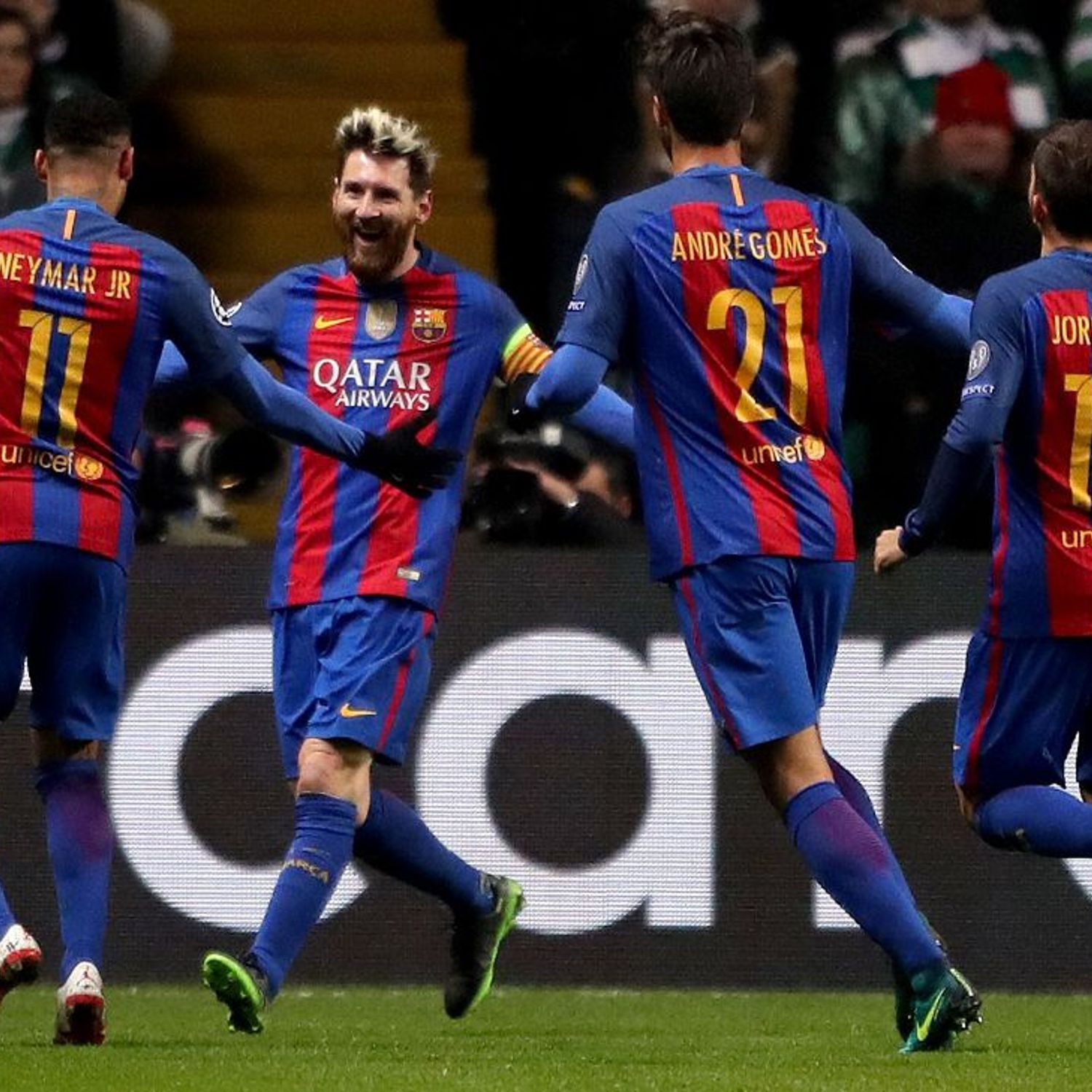 Liverpool V Barcelona Live Matchday Blog: Lionel Messi Brace Boosts Barcelona Into Round Of 16 With