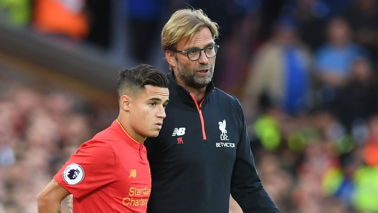 Coutinho demands focus from Liverpool to achieve 'big objectives'