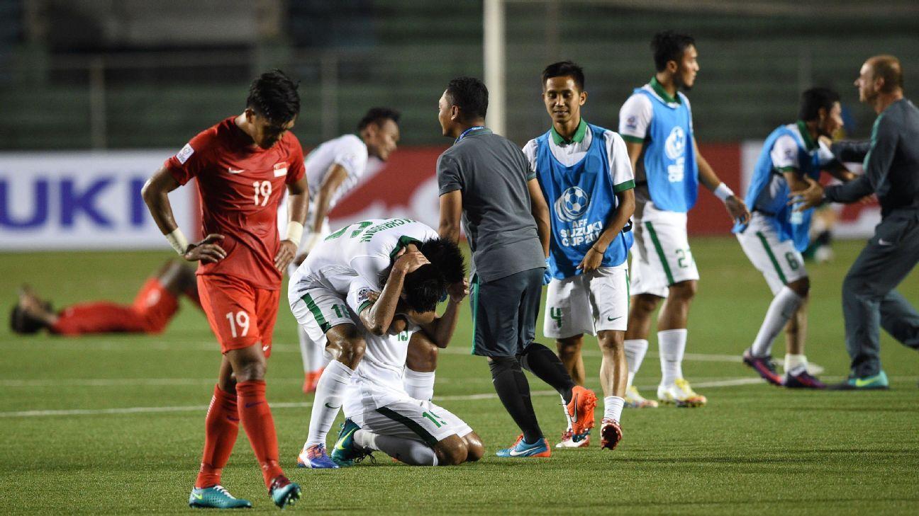 Singapore vs. Indonesia