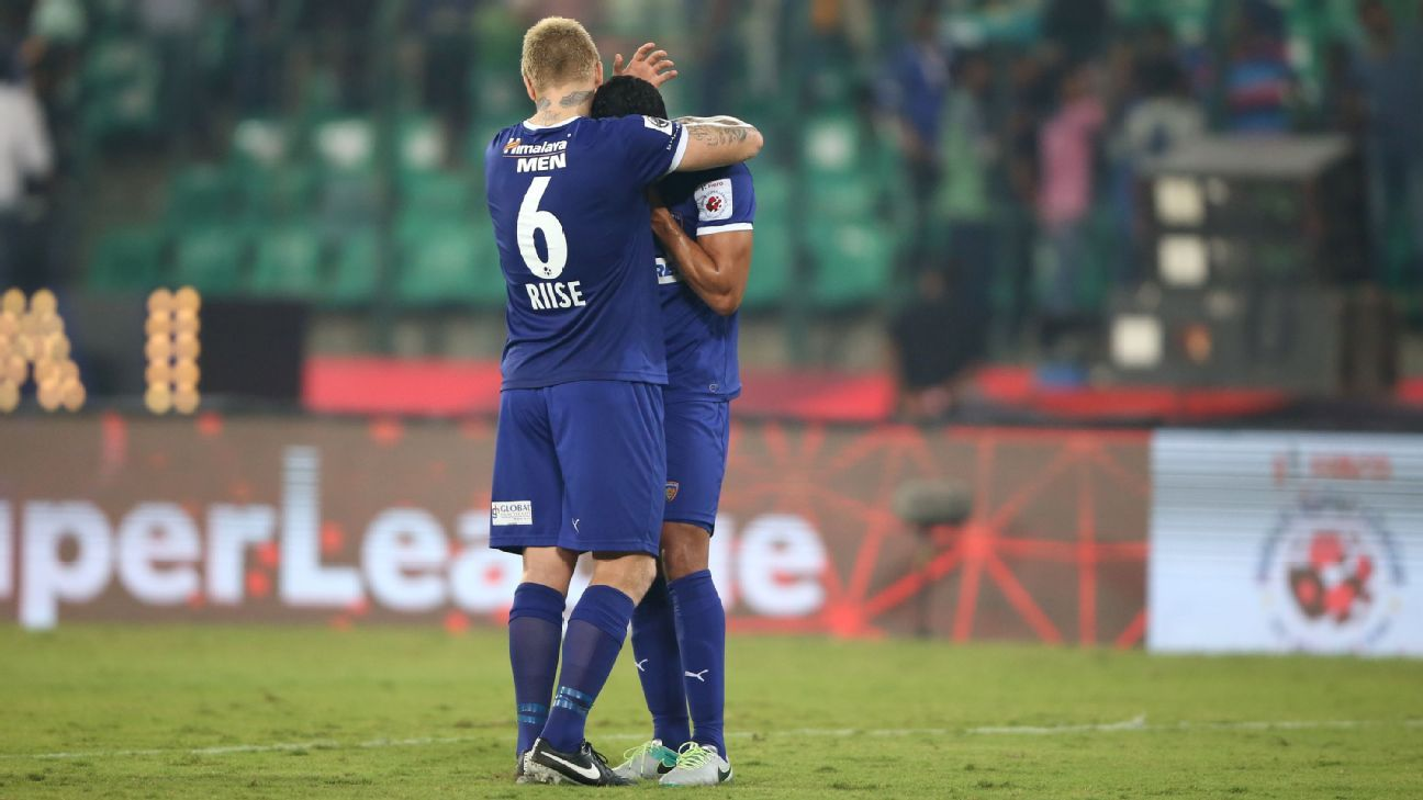 Chennaiyin FC entered 2016 as the defending champions, but struggled to find consistency throughout the season.