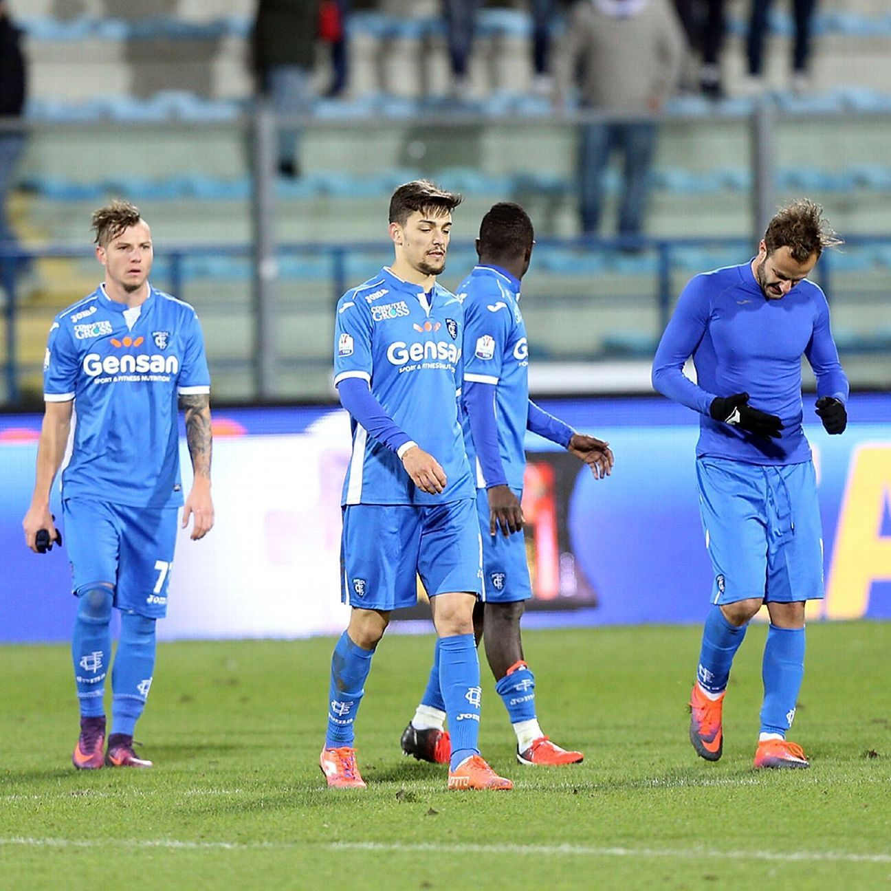 Coppa Italia: Cesena knock out Empoli while Torino and ...