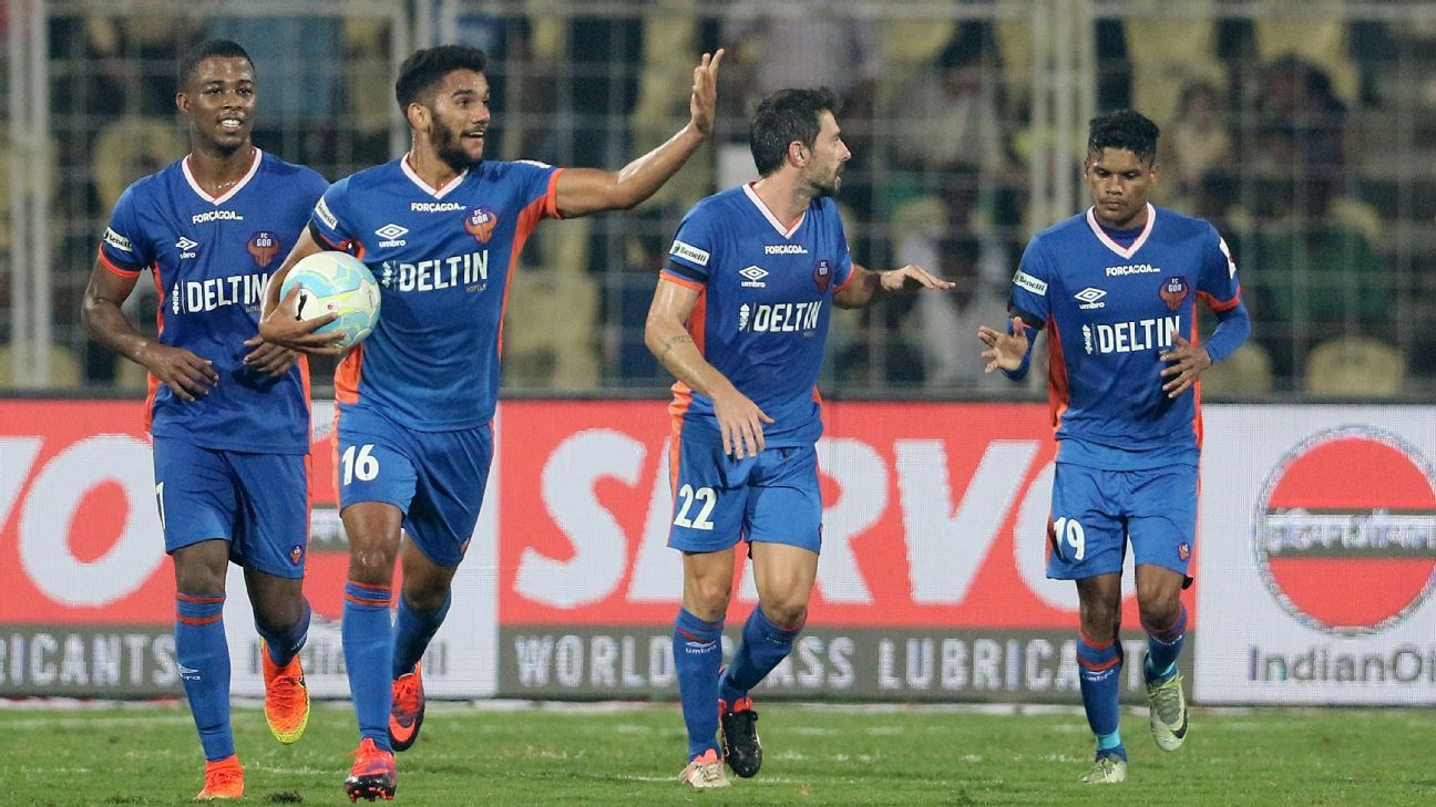 Sahil Tavora scored the winner in FC Goa's final game, a thrilling 5-4 win over Chennaiyin FC.