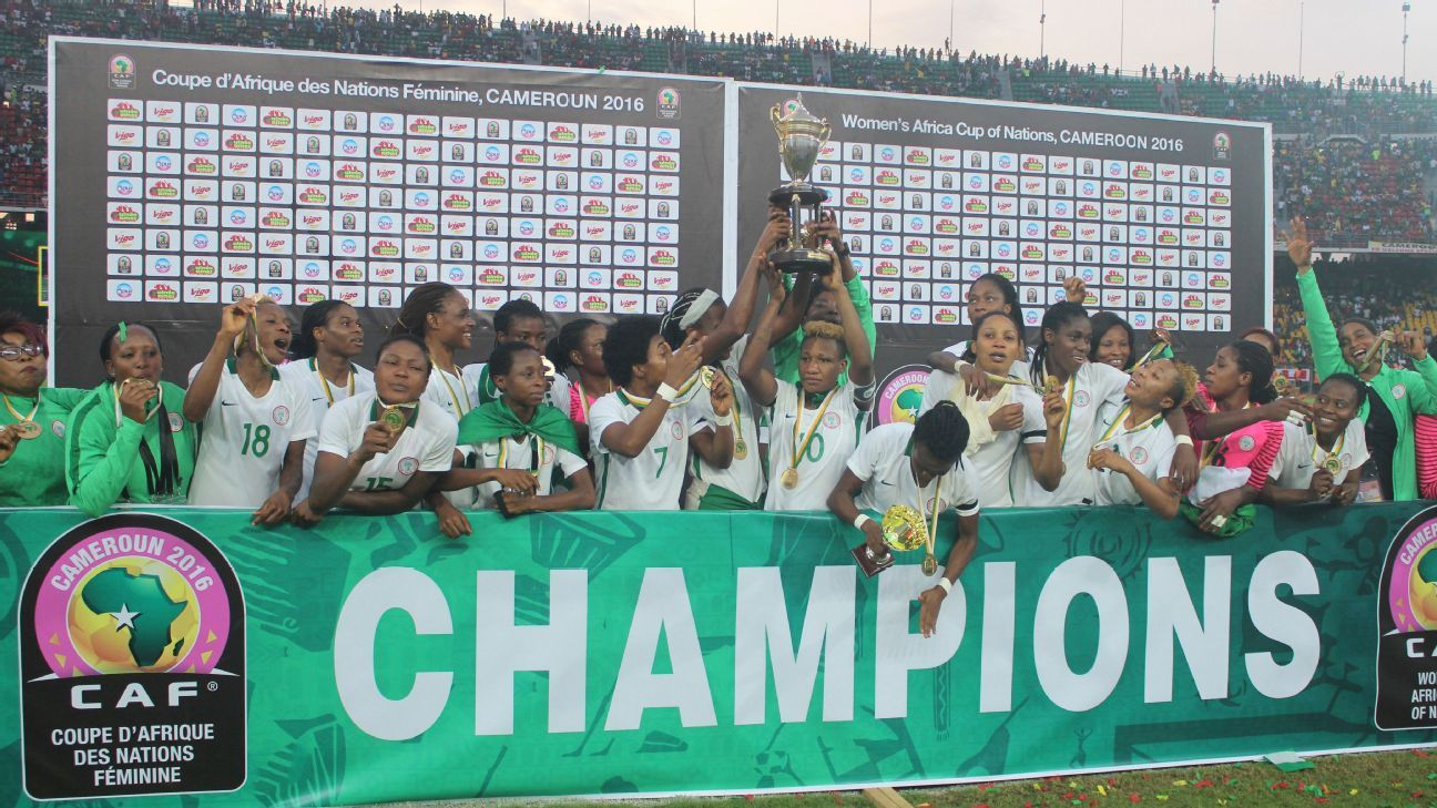 Nigeria's Africa Women Cup of Nations win