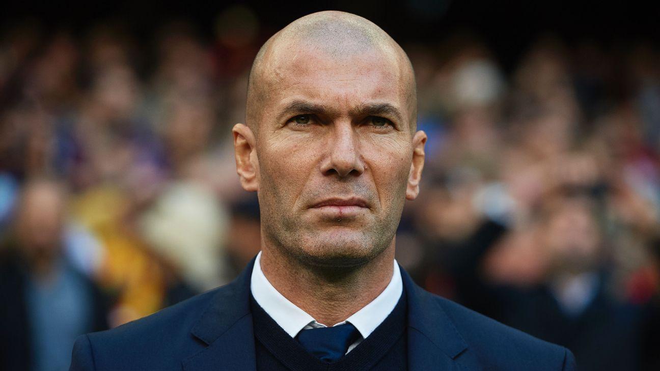 Real Madrid Zinedine Zidane has forged a genuine spirit by challenging status quo - ESPN FC