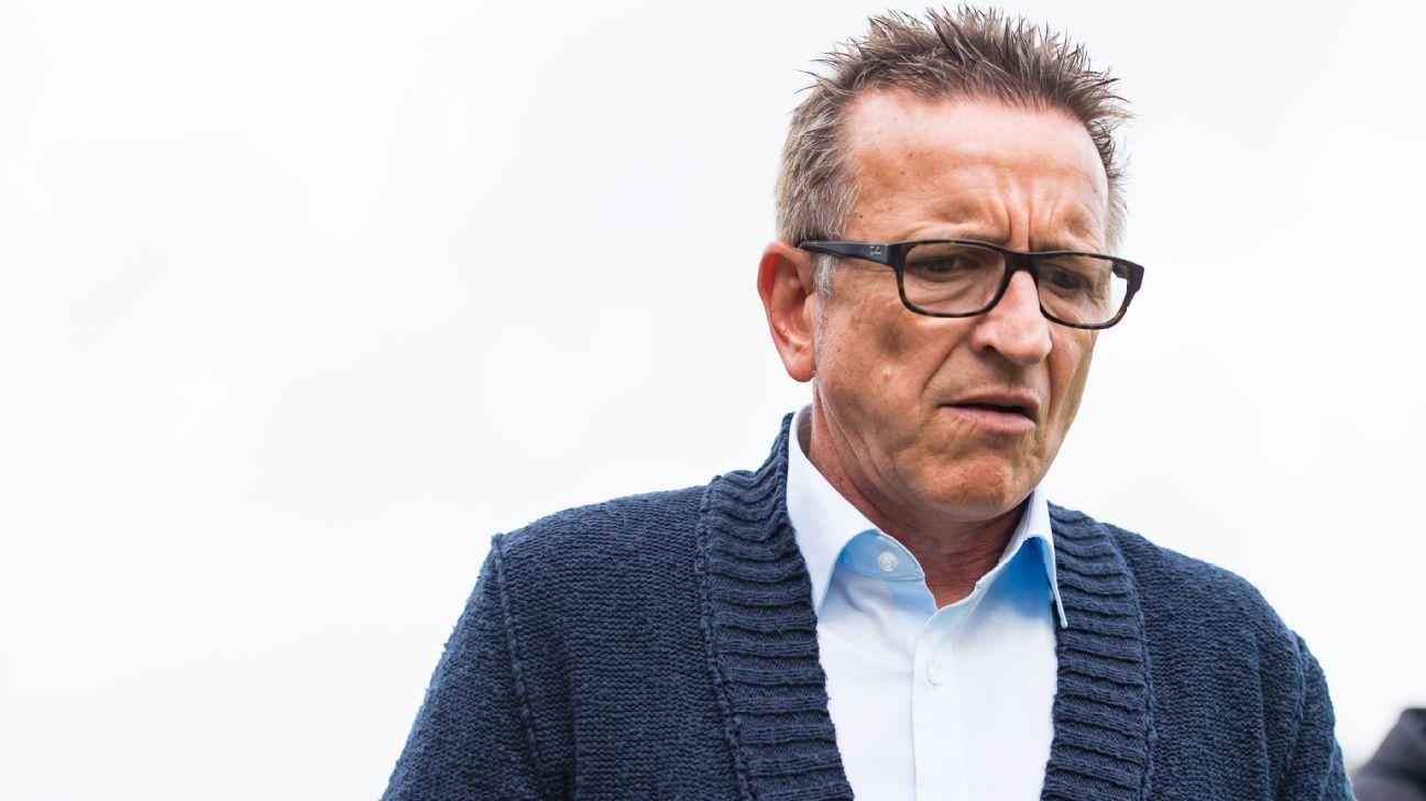 Norbert Meier Darmstadt manager