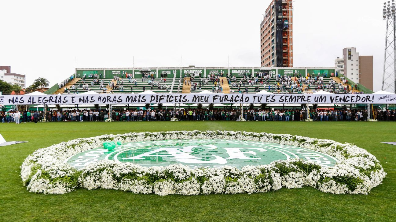 Chapecoense memorial