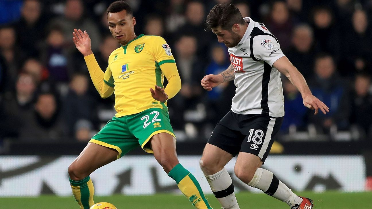 Jacob Murphy, Norwich City