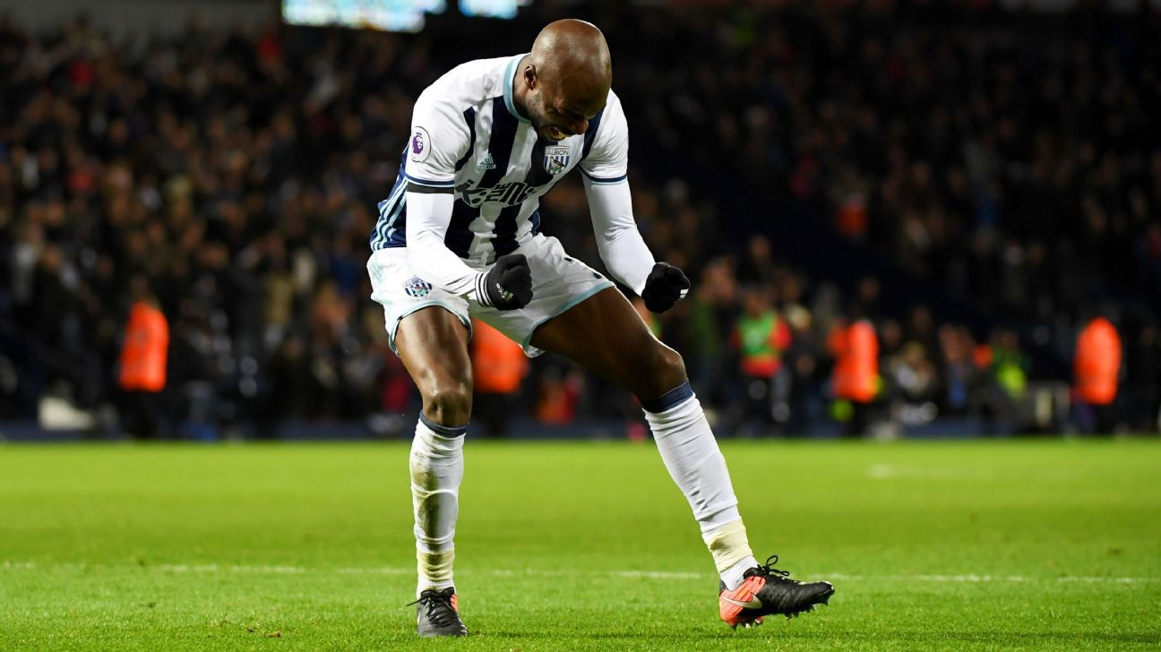 Allan Nyom West Brom