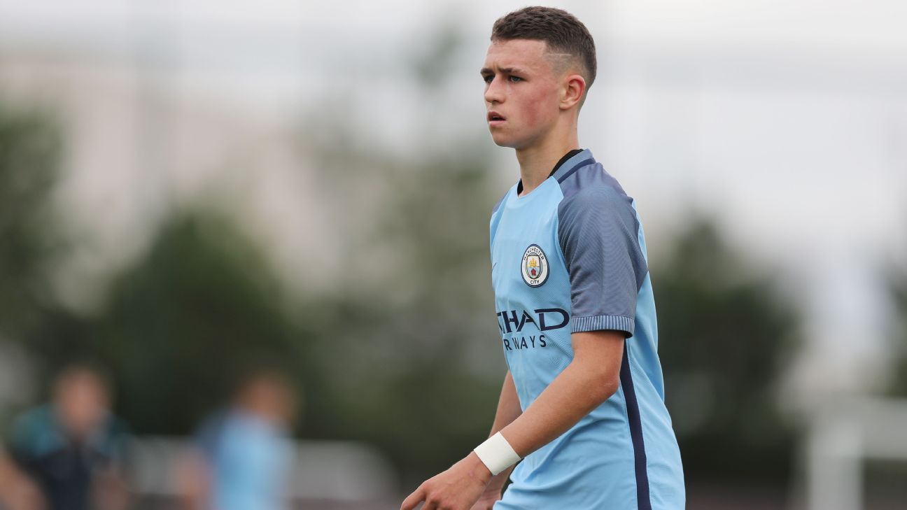 Phil Foden's versatility in attacking positions makes him a difficult player to mark.