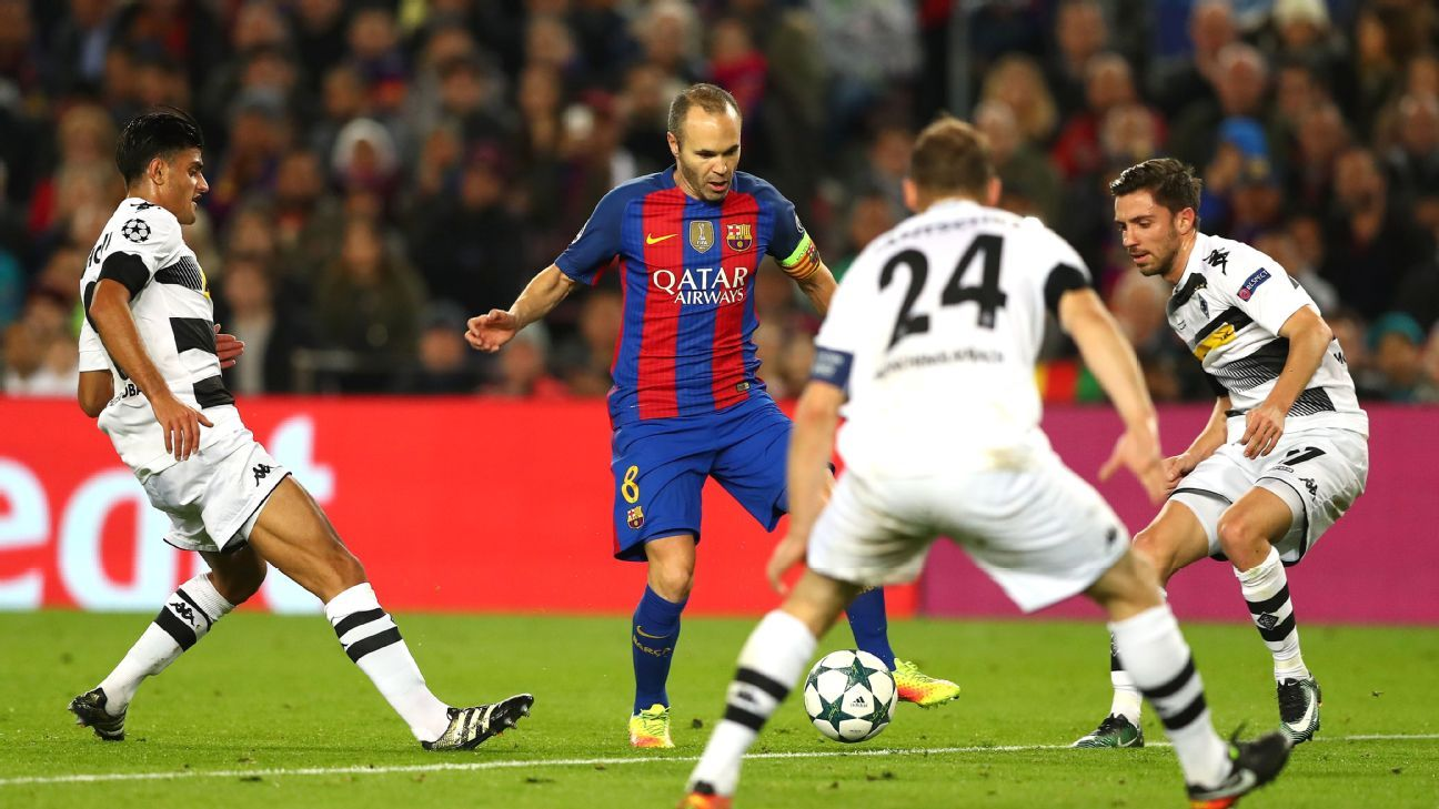 Denis Suarez could be the man to help Barcelona with life after