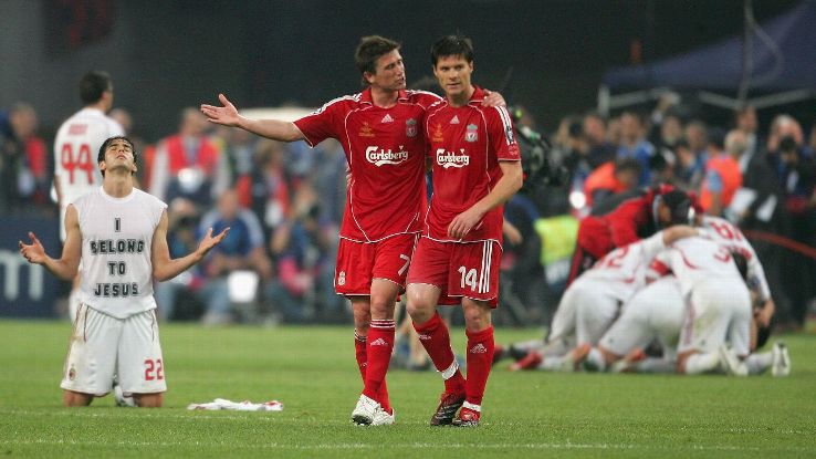 Liverpool forward Harry Kewell