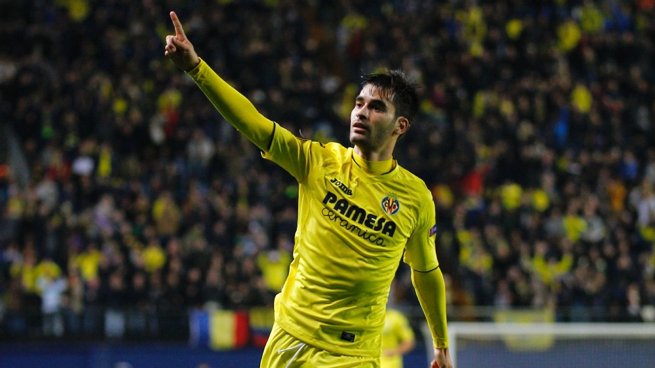 Manu Trigueros and Villarreal advanced to the Europa League knockout stage.