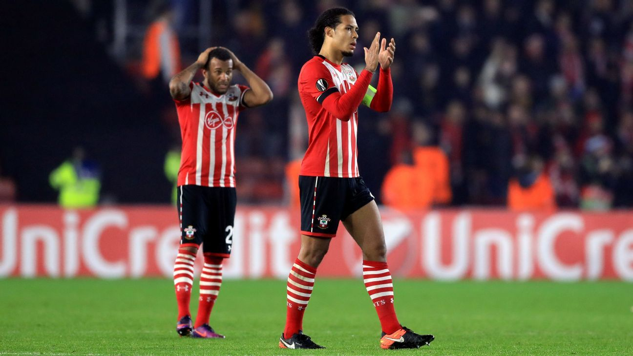Southampton's European adventure ended in Thursday's 1-1 draw with Hapol Be'er Sheva.
