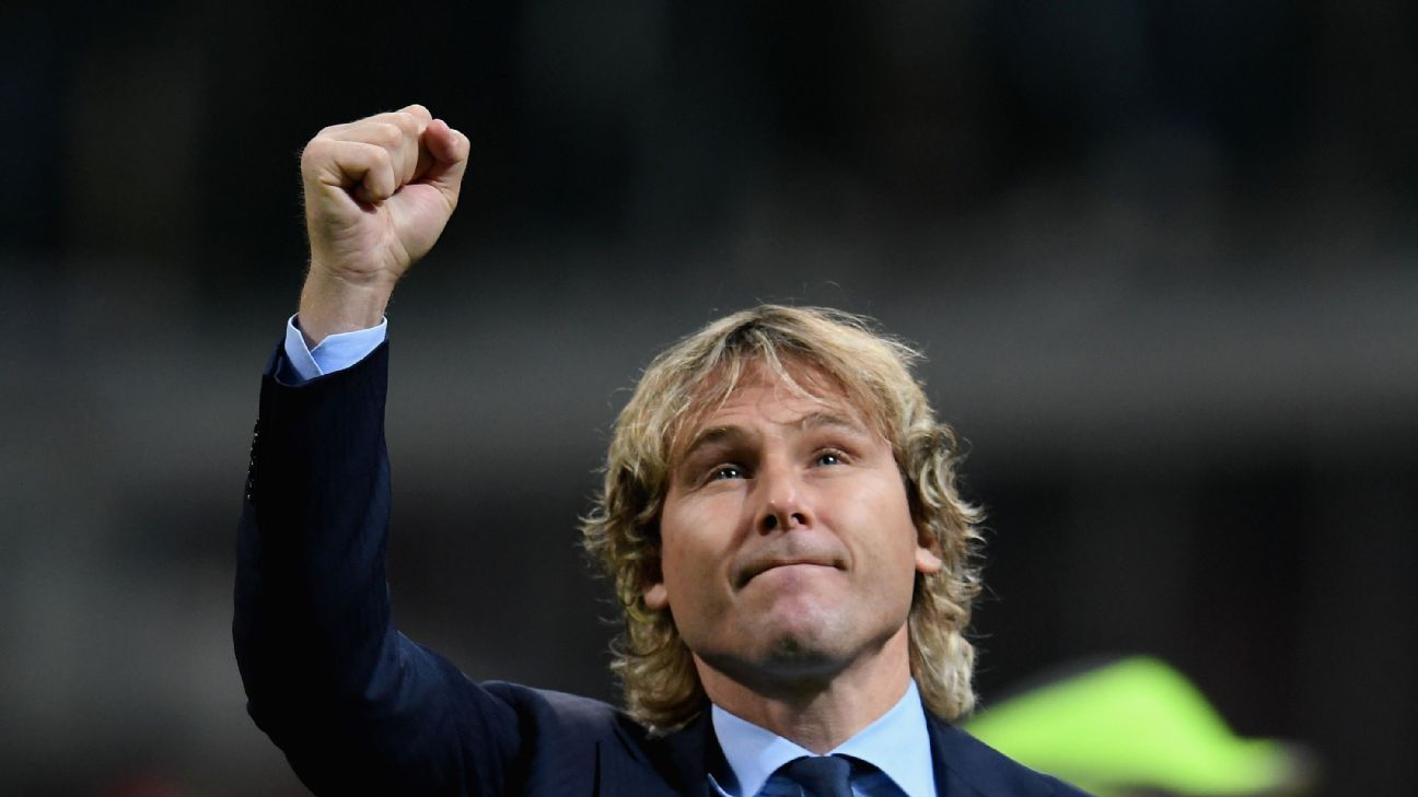 Juventus director Pavel Nedved rejected a move to Inter Milan during his playing career.