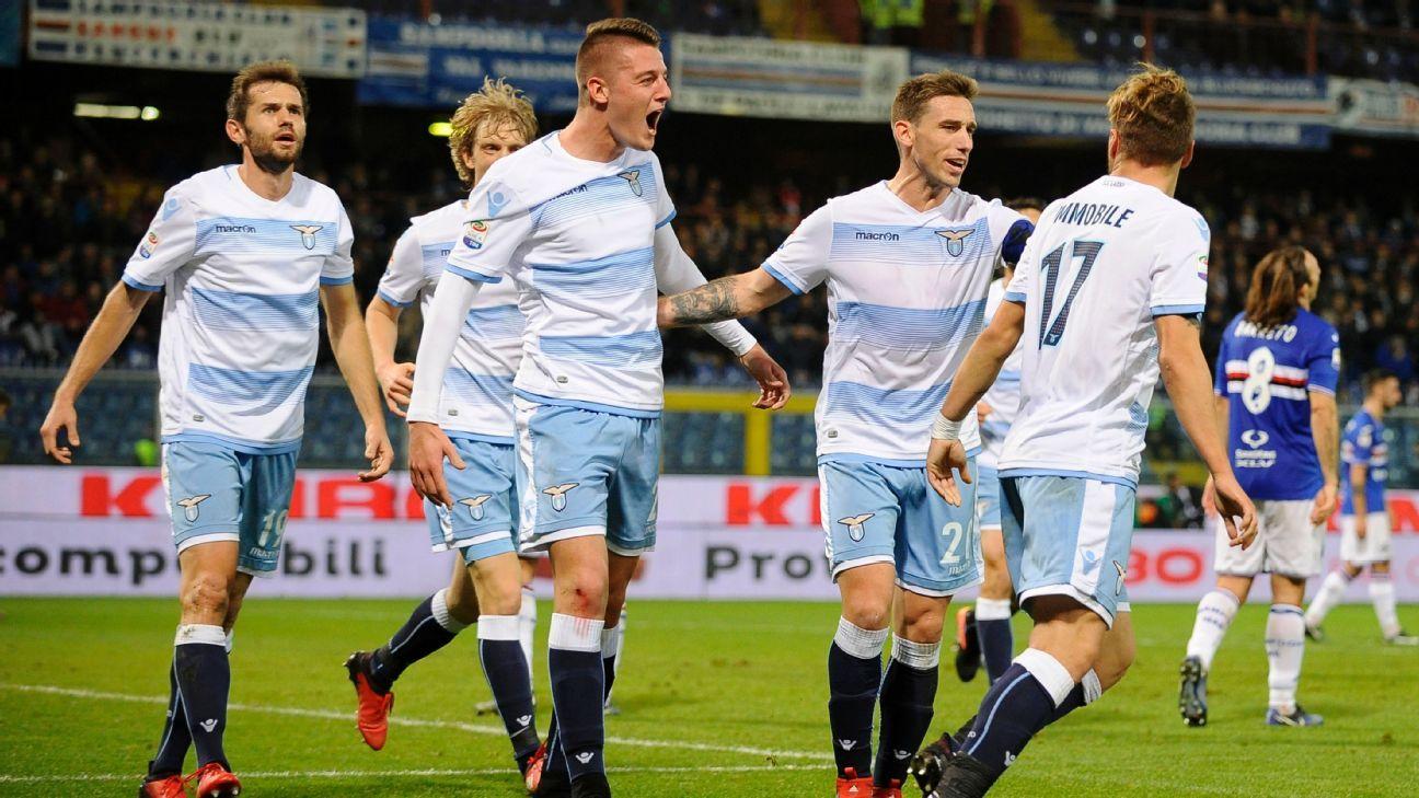 Lazio celeb vs Samp 161210