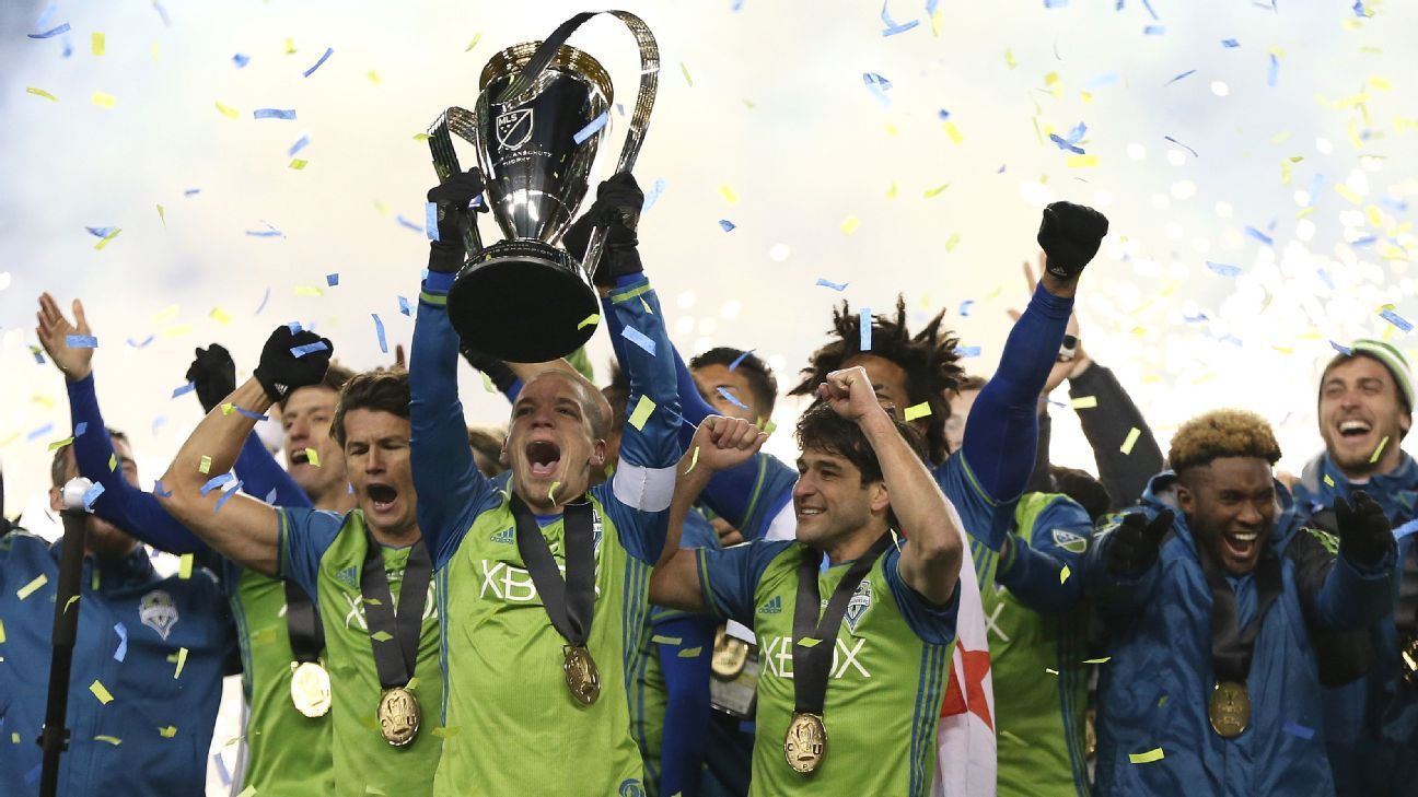 Dempsey, champs Seattle Sounders top preseason MLS Power Rankings