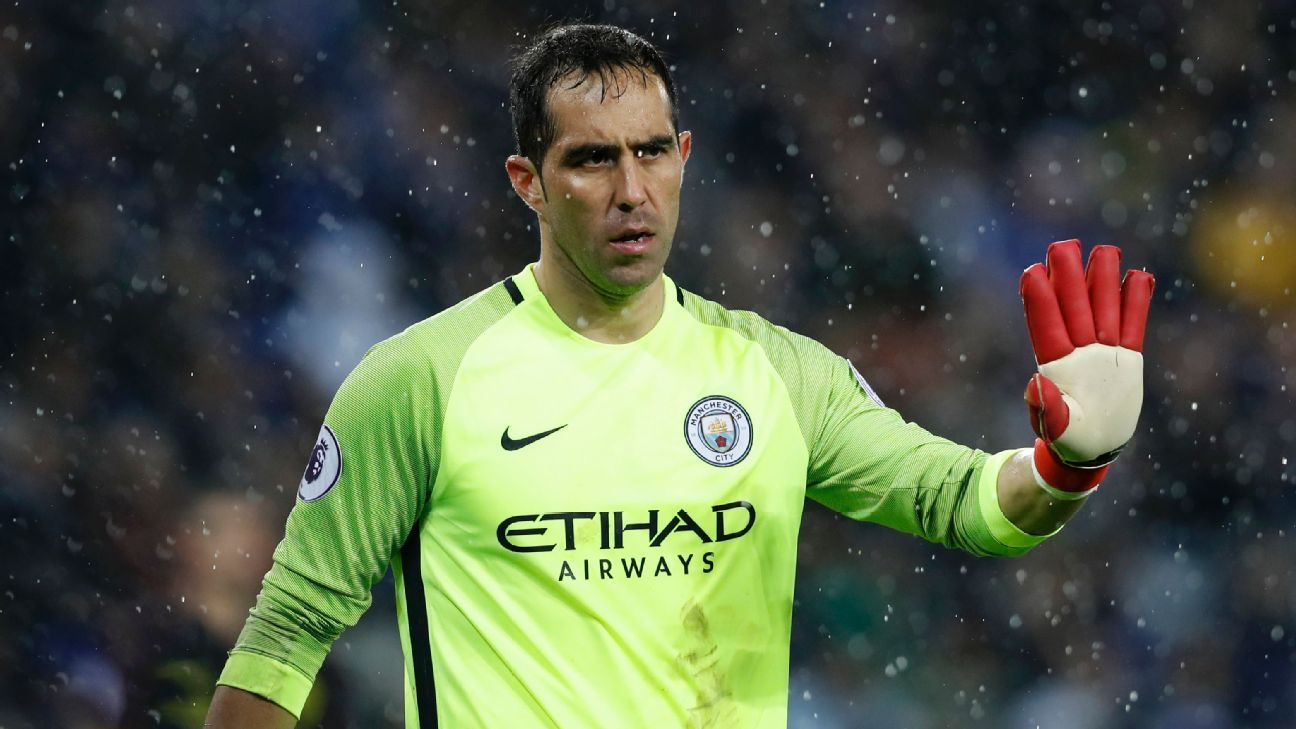 Can Claudio Bravo and Manchester City make the necessary adjustments to solve their defensive problems?
