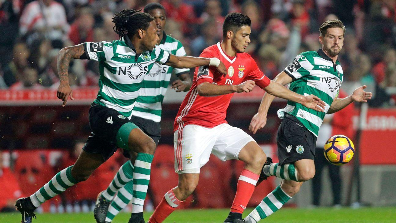 Benfica Sporting Lisbon 20161211