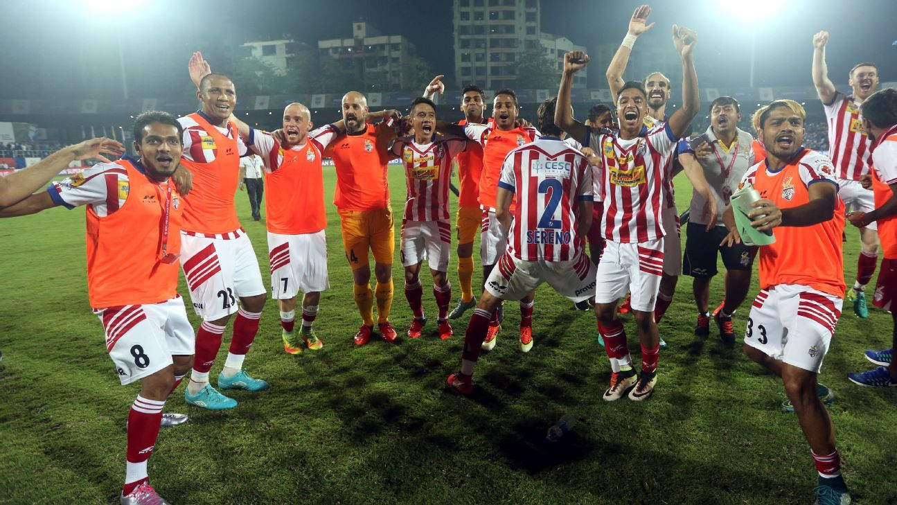 Mumbai City failed to penetrate Atletico's defence despite Kolkata being down to ten men.