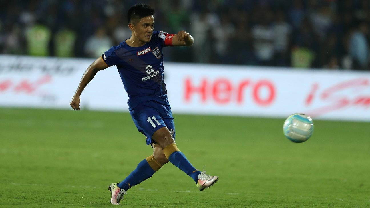 India and Bengaluru FC forward Sunil Chhetri is of the opinion that an I-League and ISL merger can only help take Indian football forward.
