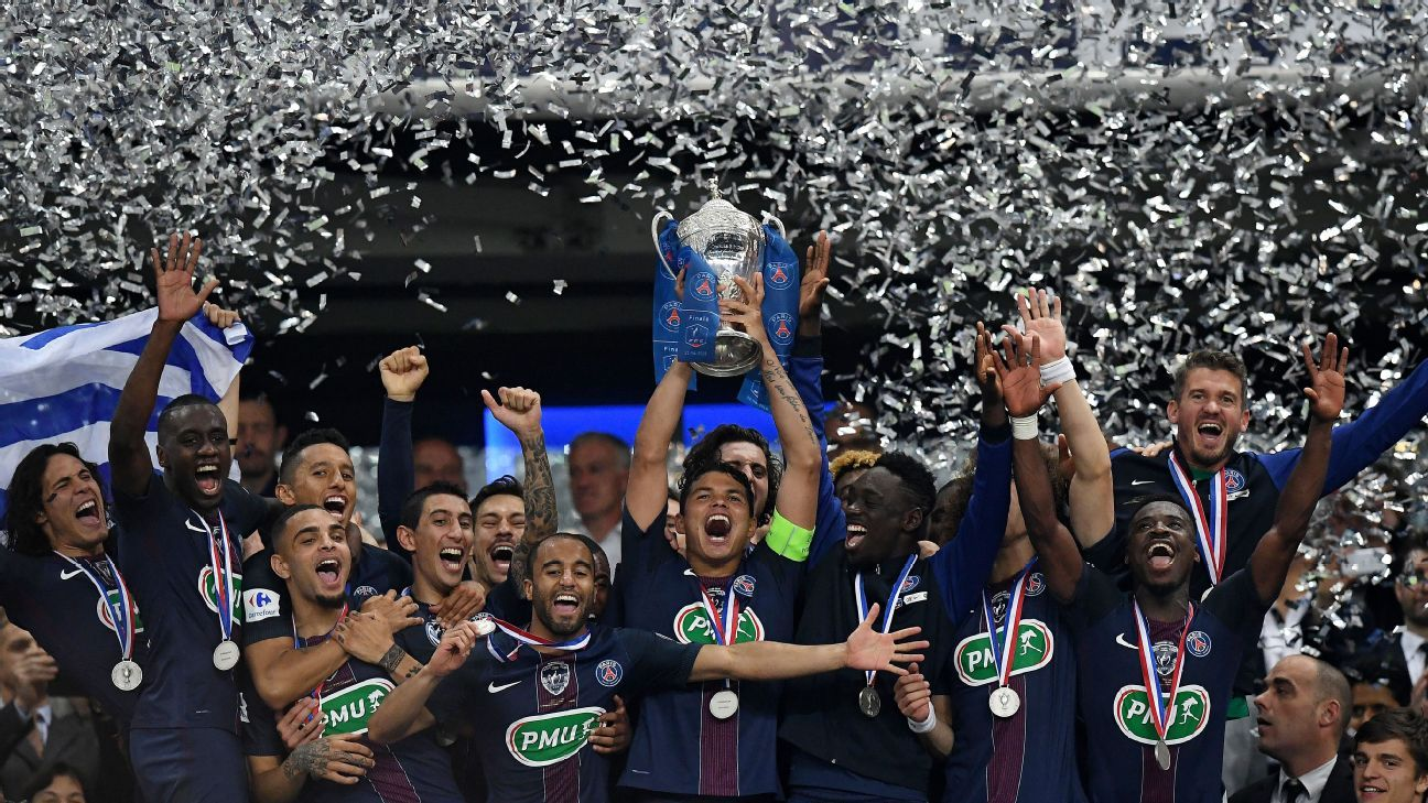 PSG Coupe de France trophy