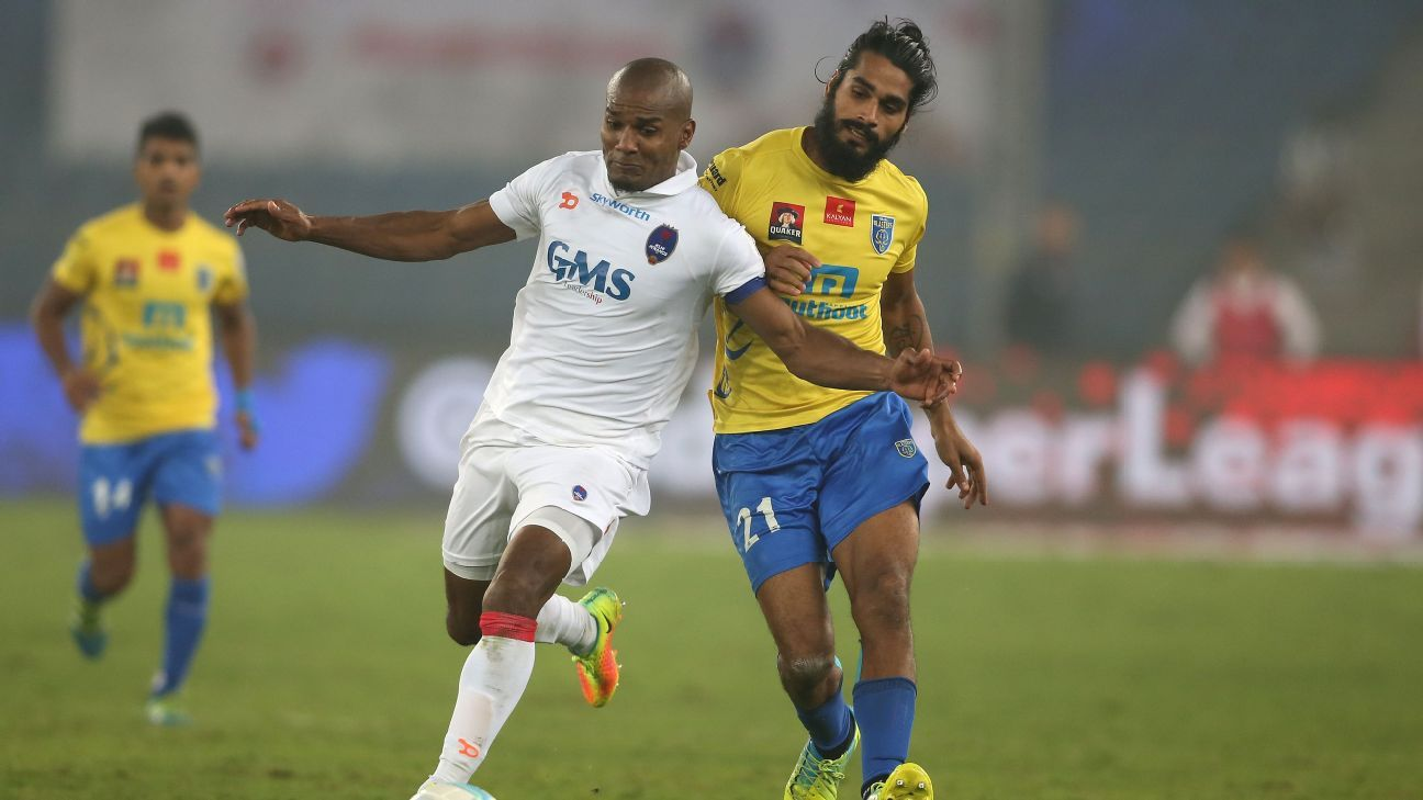 Delhi supporters, who have come to love Malouda & Co., left the stadium in disappointment.