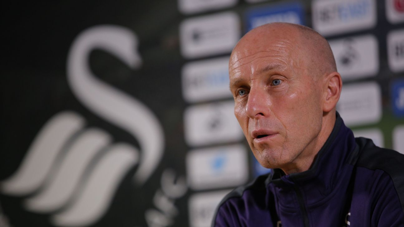Bob Bradley says he wishes Swansea had never offered him job
