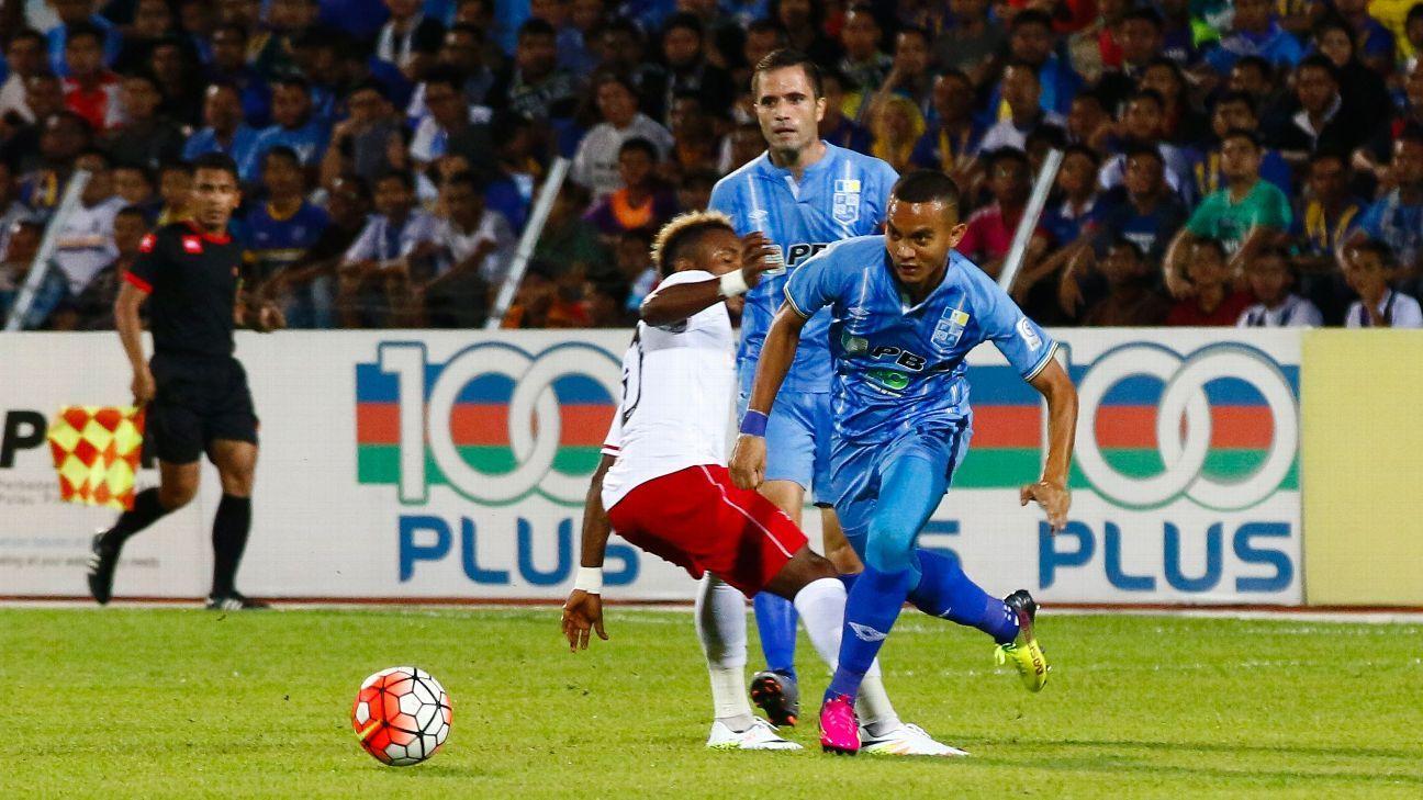Penang midfielder Faiz Subri