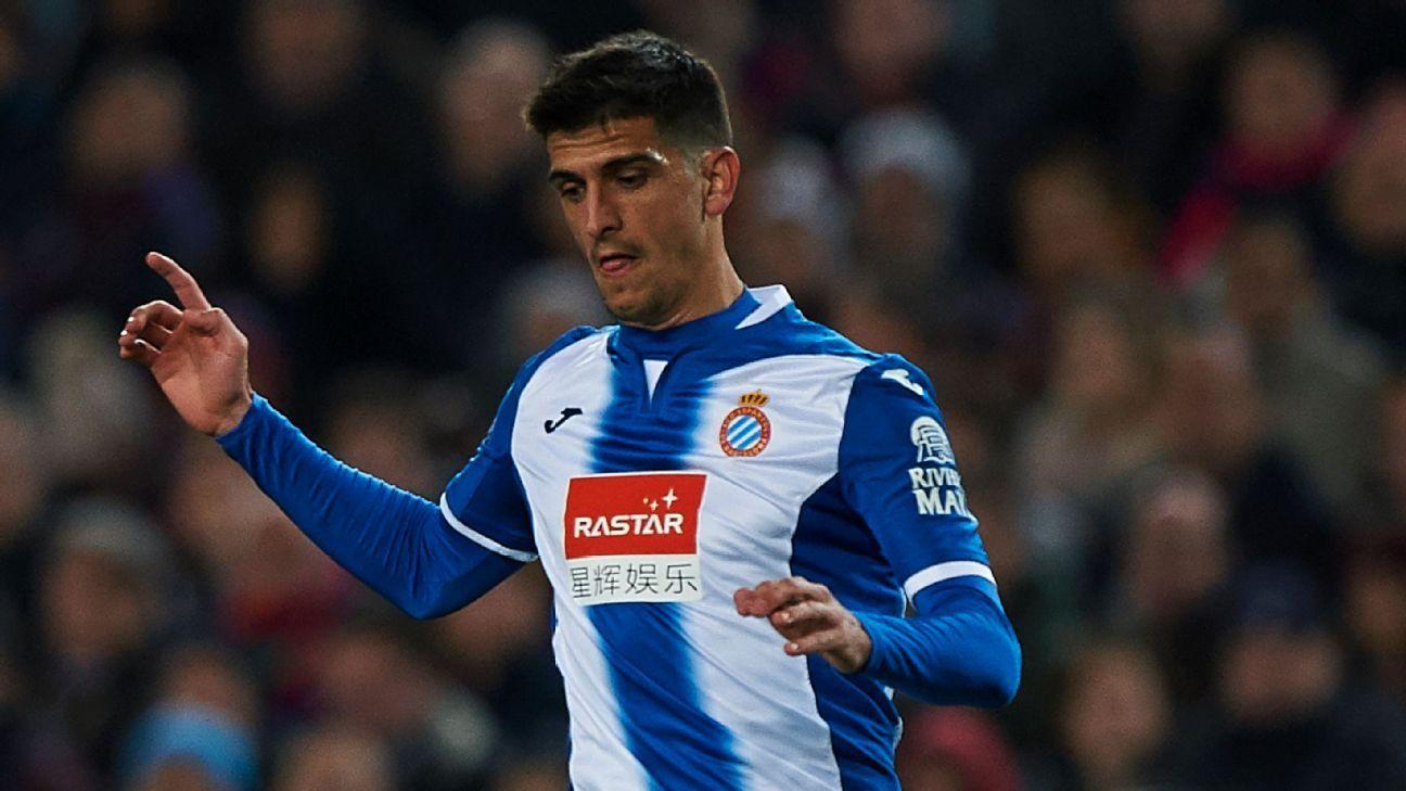 Moreno of Espanyol