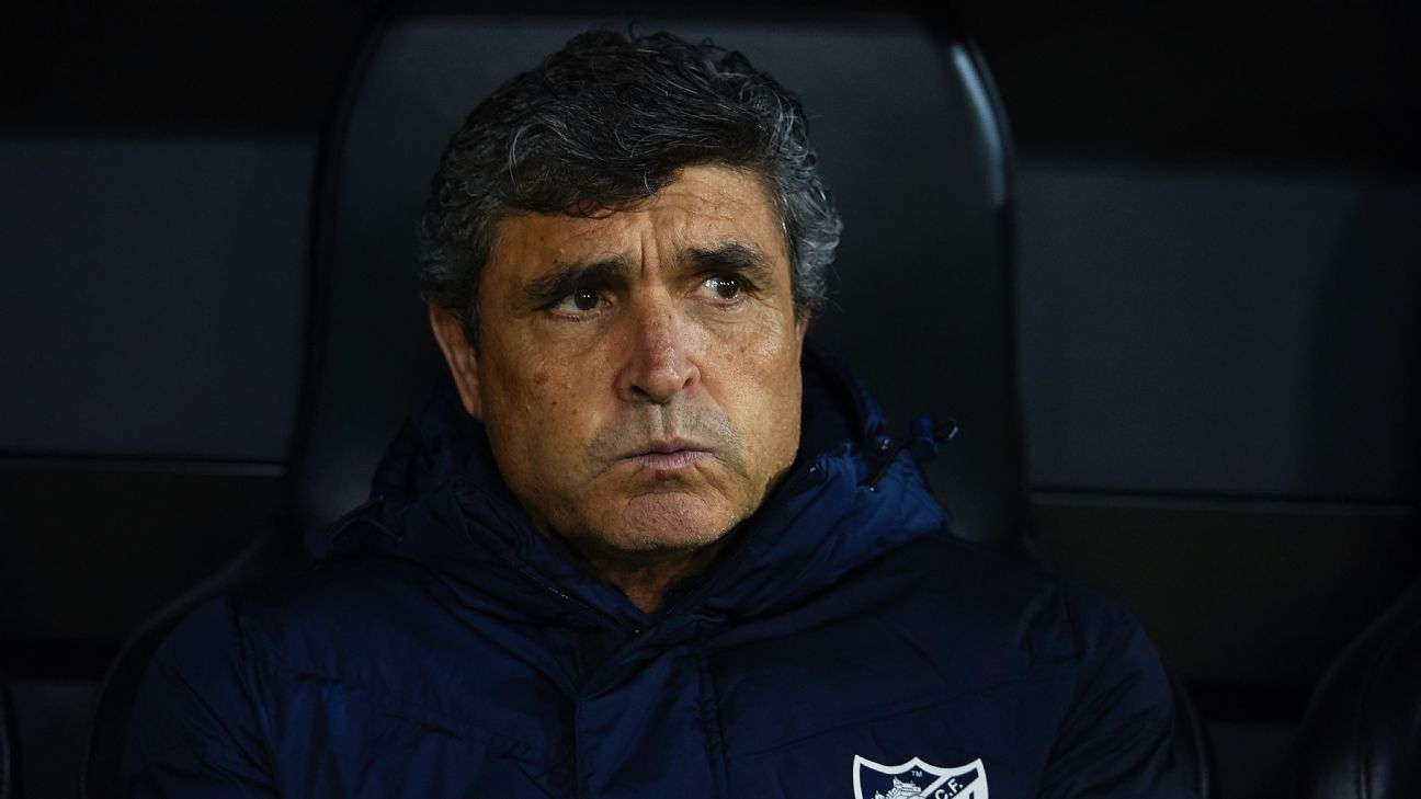 Juande Ramos returned to Malaga for a second spell in charge in May 2016.