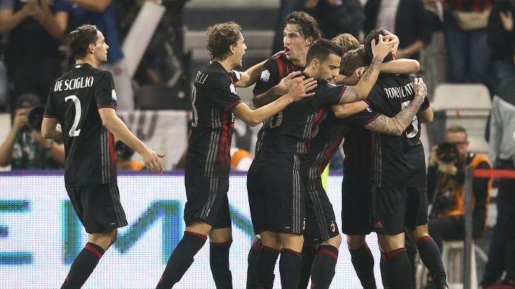 Image result for AC Milan 2017
