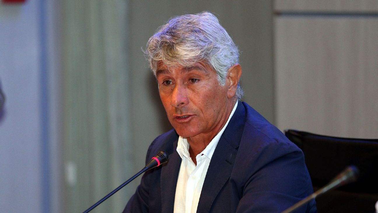Andrea Abodi, the president of Serie B, would like to see festive fixtures in Serie A.