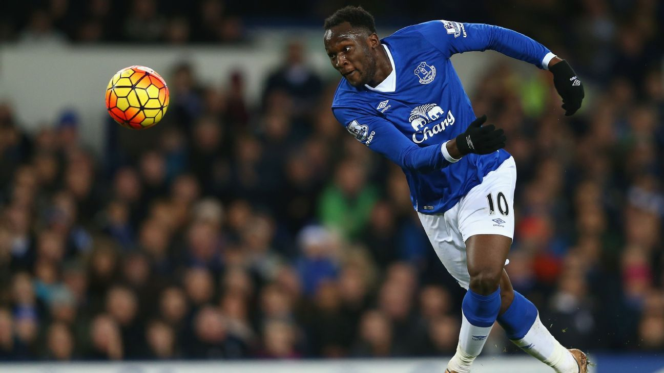 Despite a brace from Romelu Lukaku, Everton came up short against Stoke.