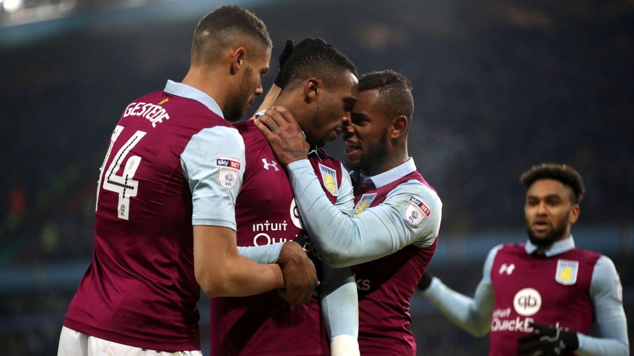 Jonathan Kodjia Aston Villa celeb