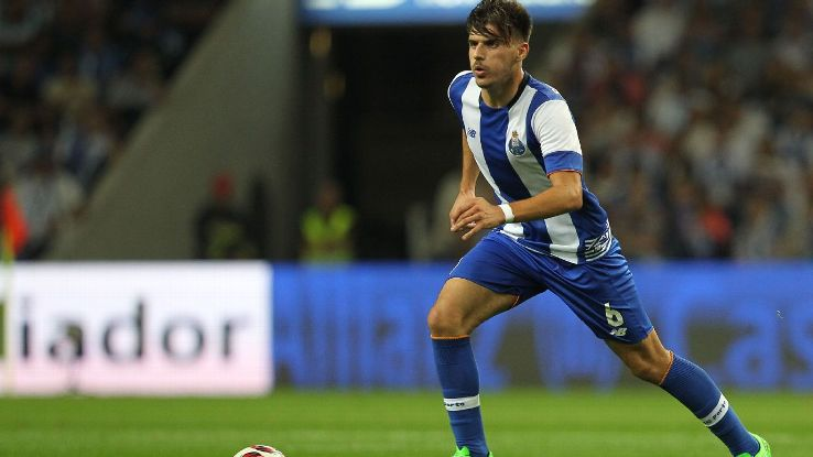 Ruben Neves was a mainstay in Porto's Champions League group stage campaign, starting five of the Portuguese club's six matches.