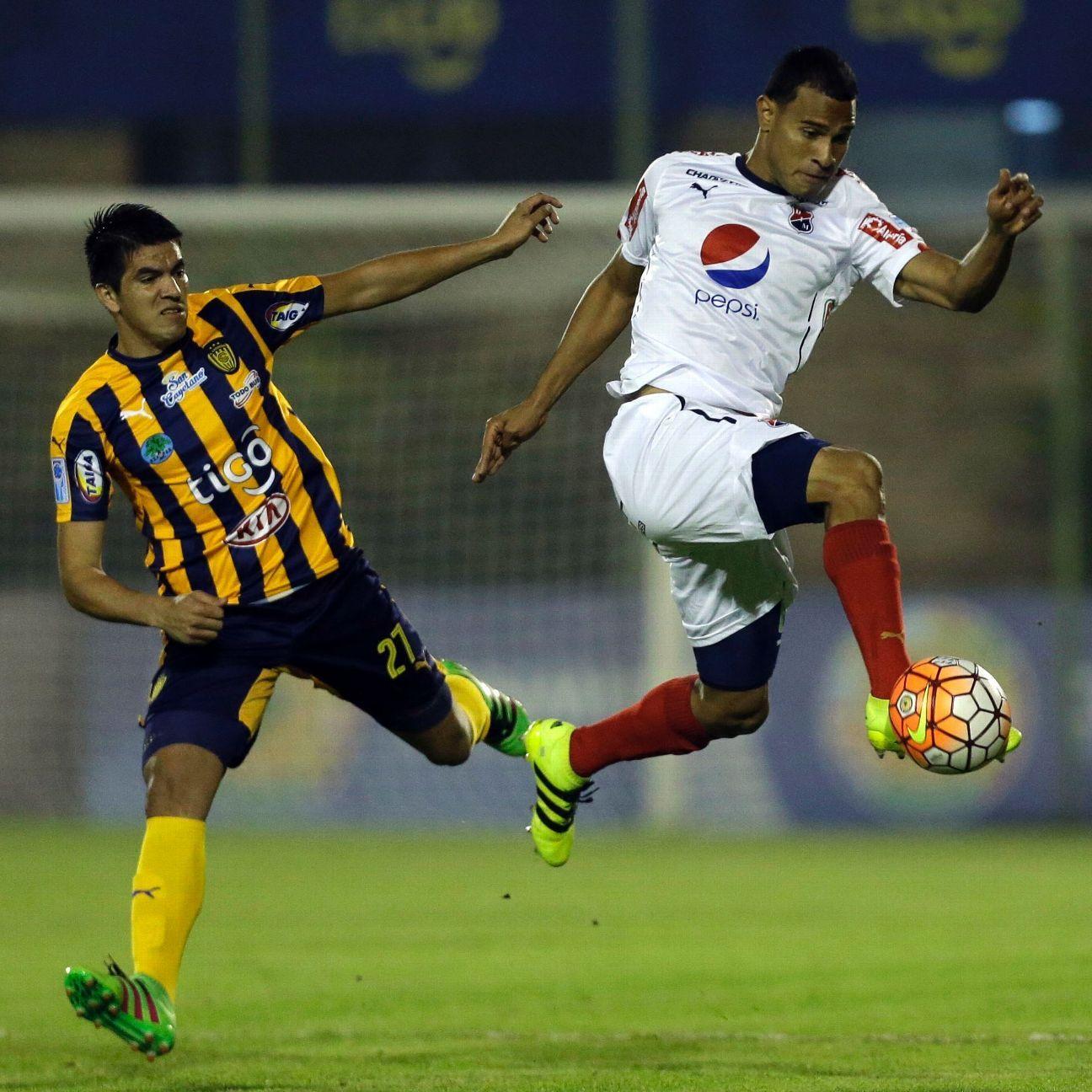 Houston Dynamo add Colombian midfielder Juan Cabezas on loan