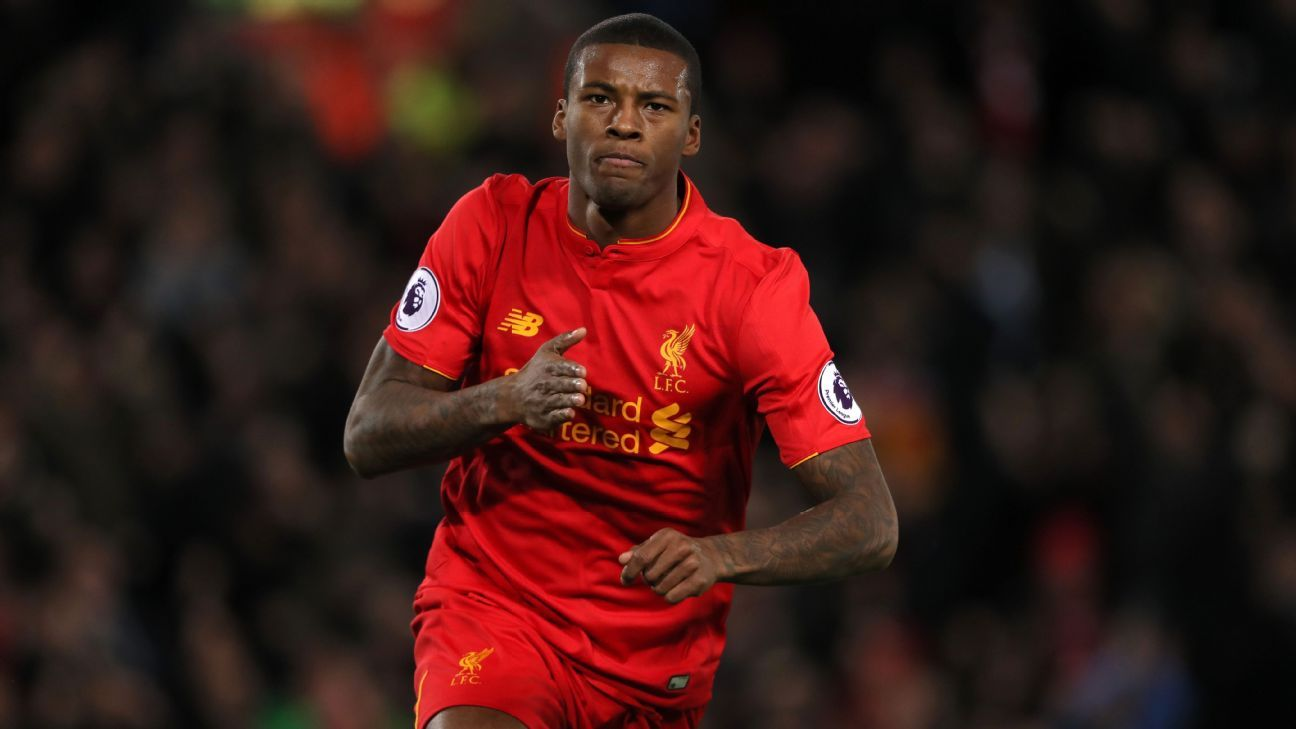 Georginio Wijnaldum's goal was all Liverpool needed to beat Man City.